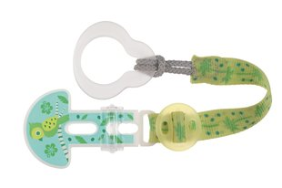 Lutikett MAM Clip it 0+ kuud, green