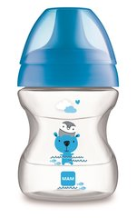 Lutipudel - tass MAM Learn To Drink 6+ kuud 190 ml, blue