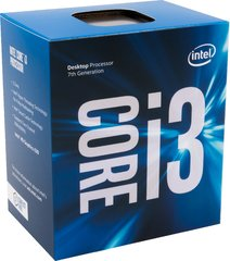 Intel Core i3-7100, 3.9GHz, 3MB BOX (BX80677I37100)