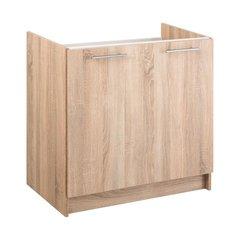 Kapp DrewMex, 82 x 80 x 45 cm, pruun hind ja info | Köögimööbli komplektid | kaup24.ee