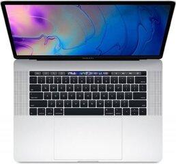 Apple Macbook Pro 15 z Touch Bar (MR962ZE/A/P1/D2) hind ja info   Sülearvutid   kaup24.ee