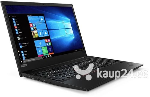 Lenovo ThinkPad E580 (20KS001JPB) 16 GB RAM/ 256 GB M.2 PCIe/ 1TB HDD/ Windows 10 Pro