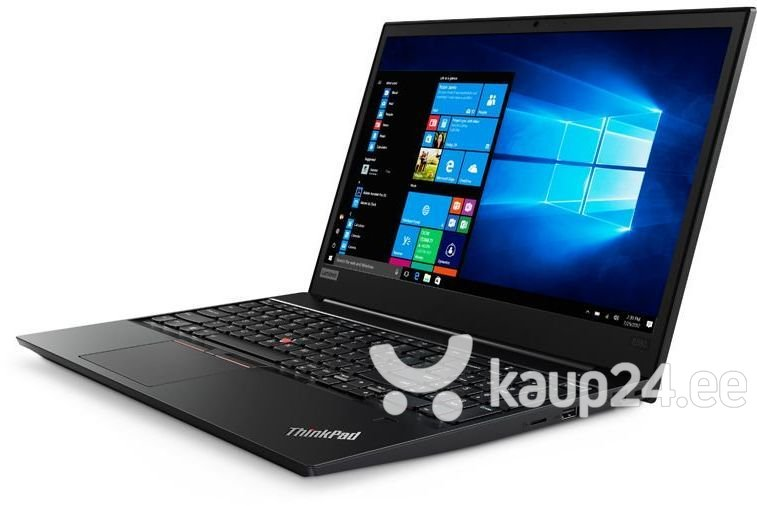 Lenovo ThinkPad E580 (20KS001JPB) 24 GB RAM/ 1 TB M.2 PCIe/ 2TB HDD/ Windows 10 Pro Internetist
