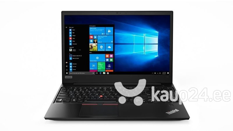 Lenovo ThinkPad E580 (20KS001JPB) 8 GB RAM/ 512 GB M.2 PCIe/ 2TB HDD/ Windows 10 Pro hind