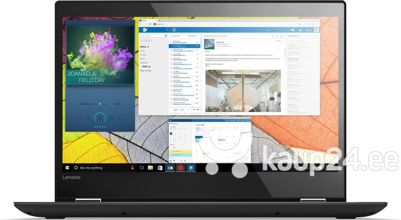 Lenovo Yoga 520-14IKBR (81C8006SPB) 16 GB RAM/ 256 GB M.2 PCIe/ 512 GB SSD/ Windows 10 Home soodsam