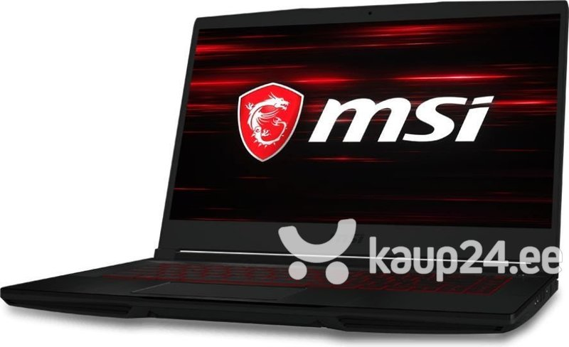 MSI GF63 8RD-013XPL 16 GB RAM/ 240 GB M.2 PCIe/ 256 GB SSD/ Windows 10 Home