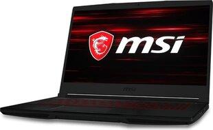 MSI GF63 8RD-013XPL 8 GB RAM/ 256 GB M.2 PCIe/ 2TB HDD/