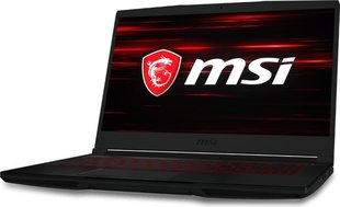 MSI GF63 8RD-095XPL 8 GB RAM/ 128 GB M.2 PCIe/ 240 GB SSD/ Windows 10 Pro