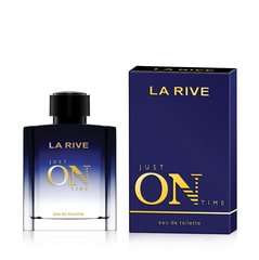 Meeste tualettvesi La Rive Just on Time EDT 100ml