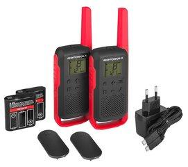 Motorola T62, 2 tk hind ja info | Raadiosaatjad | kaup24.ee