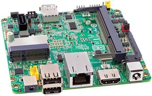 Emaplaat Intel Thin Canyon Board 933136 BLKDE3815TYBE