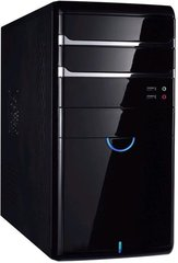 EuroCase MC41 EVO Micro-Tower, Black, 350W (MC41B350APN-EVO)