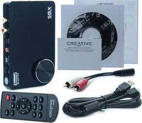 Creative Sound Blaster X-Fi Surround 5.1 Pro USB (70SB109500007)