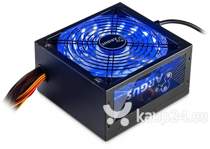 Inter-Tech Argus RGB-600W (88882166)