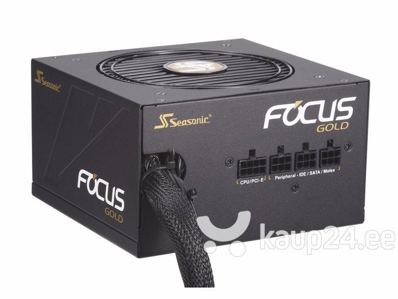 SeaSonic Focus 450W (SSR-450FM) Internetist