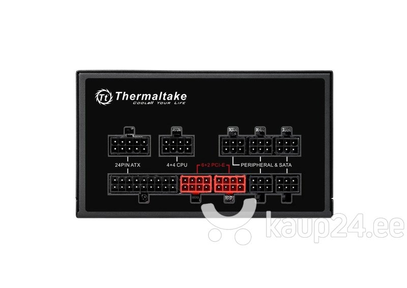 Thermaltake Smart Pro RGB 850W (PS-SPR-0850FPCBEU-R) hind