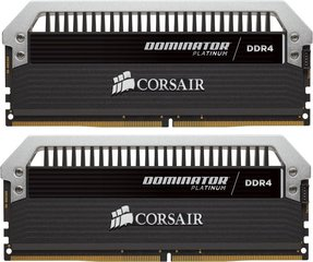 Corsair Dominator Platinum DDR4, 2x16GB, 3000MHz, CL15 (CMD32GX4M2B3000C15)
