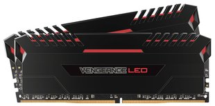Corsair Vengeance LED DDR4, 2x16GB, 3000MHz, CL16 (CMU32GX4M2C3000C16R)