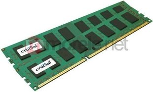 Crucial 4GB (2 x 2GB) DDR3-1600 (CT2KIT25664BD160B)