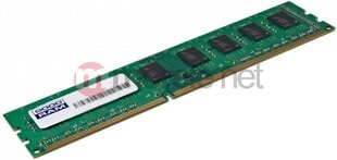 GoodRam DDR3 4GB 1600MHz CL11 (GR1600D364L11S/4G)