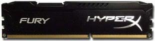 HyperX FURY DDR3 8GB 1333MHz CL9 (HX313C9FB/8) hind ja info | Operatiivmälu (RAM) | kaup24.ee