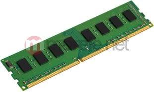 Kingston DDR3 8GB/1600 CL11 (KVR16LN11/8) hind ja info | Operatiivmälu (RAM) | kaup24.ee