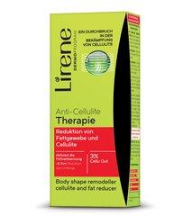 Tselluliidivastane kehakreem, rasva vähendav kreem, Lirene 200 ml