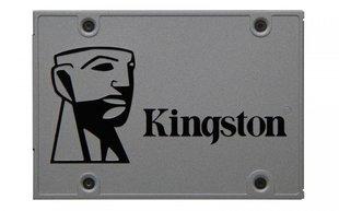 Kingston UV500 480GB SATA3 (SUV500/480G) hind ja info | Sisemised kõvakettad (HDD, SSD, Hybrid) | kaup24.ee