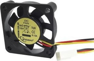 Gembird 12A Fan for PC (D40SM-12A)