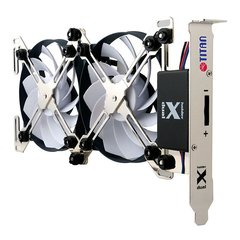 Titan VGA Cooler with 2x 95mm Fan TTC-SC07TZ(RB) (33306A)