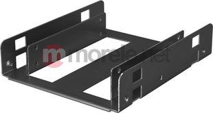 "Lian Li Internal HDD Kit Enclosure for 3.5"" to 2x 2.5"", Black (HD-322X) hind ja info 