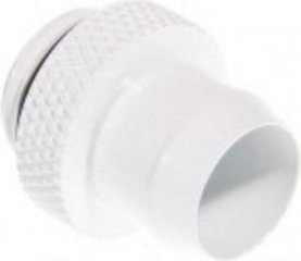 """BitsPower 1/4"""" mount for ID 11mm - compact - White (BP-DWWP-C34)"""