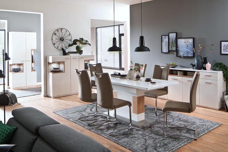 Комплект из 2 стульев Artos, темно-коричневый