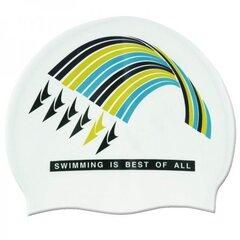 Ujumismüts Spurt 617, valge