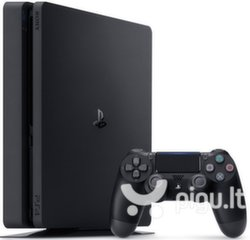 Mängukonsool Sony PlayStation 4 (PS4) Slim 500 GB