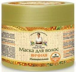 Toitev juuksemask Recepty Babuški Agafji 300 ml