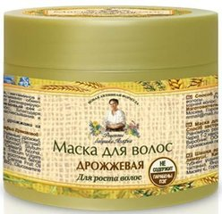 Juuste kasvu soodustav mask Recepty Babuški Agafji 300 ml