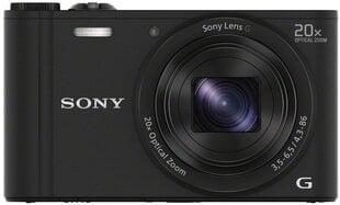 Kompaktkaamera Sony DSC-WX350, must