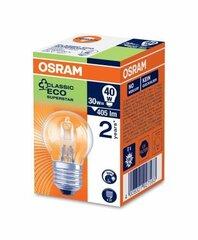 Halogeenpirn Osram P ECO 30W E27