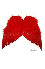 Punased tiivad, 33x34 cm