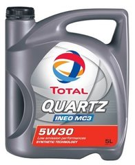 TOTAL Quartz INEO MC 3 5W-30 mootoriõli 5l
