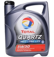 Mootoriõli TOTAL Quartz INEO LONG LIFE 5W-30, 5L