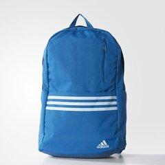 Seljakott Adidas Versatile AY5121 S, sinine hind ja info | Spordikotid | kaup24.ee
