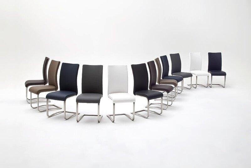 Набор из 2 стульев Arco2, серый