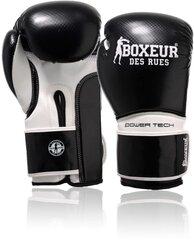 Poksikindad Spokey Boxeur BXT-5195, must