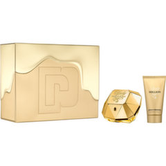 Komplekt Paco Rabanne Lady Million naistele EDP 50 ml + kehalosjoon 75 ml