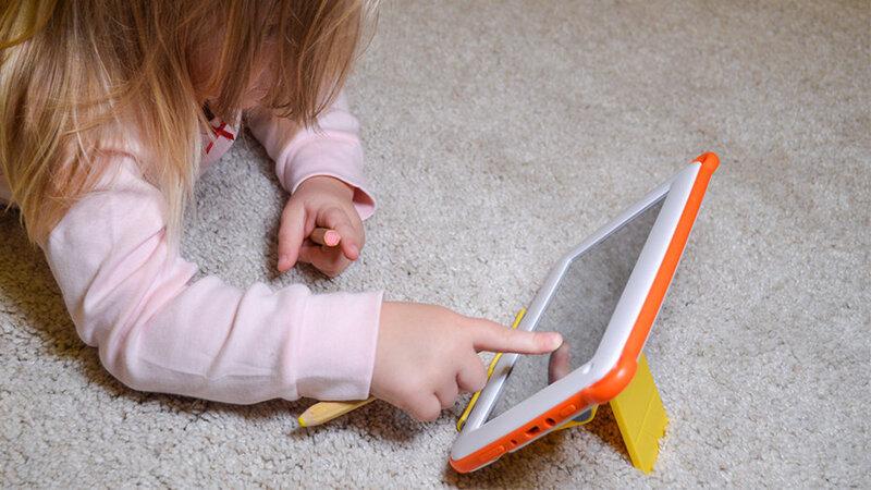 Laste tahvelarvuti Sponge Smart 2 WiFi, sinine soodsam
