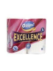 Majapidamispaber OOOPS! Excellence, 3 kihiline, 2 tk