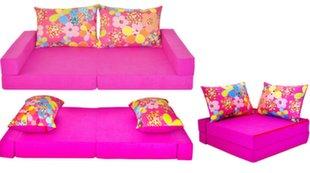 Diivan Welox Maxx Collage H12, roosa/oranž