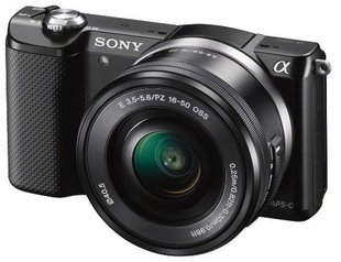 Sony ILCE-5000 + 16-50 mm